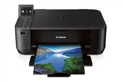Canon Pixma MG4220 Wireless Inkjet Photo All-in-One Printer Driver Download