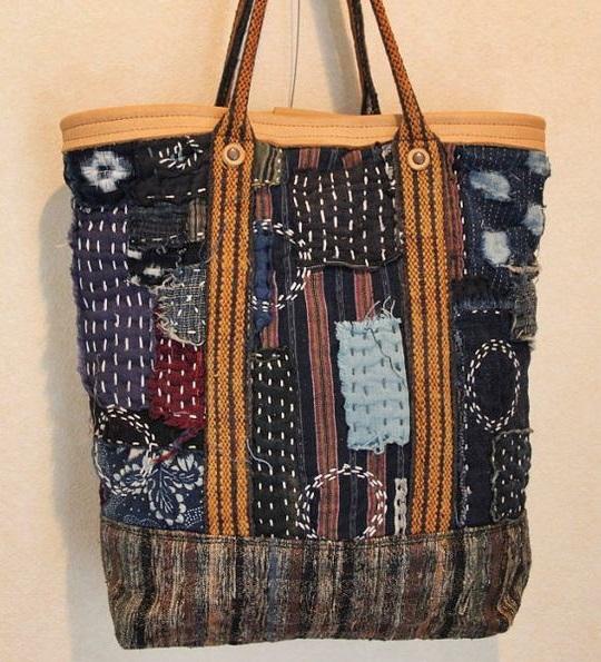 japonskie torby antyczne