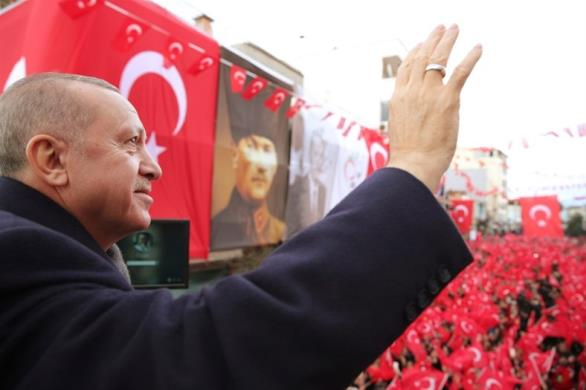Και όμως ο Ερντογάν «διδάσκει» Στρατηγική…