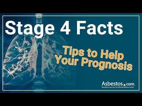 Prognosis of Stage 4 Mesothelioma 4
