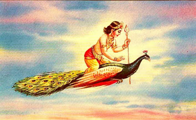 Sri Kartikeya Ashtakam