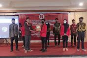 Resmi Dilantik oleh DPP GMNI, Pengurus DPC GMNI Kota Kendari Berkomitmen Tetap Berjuang Untuk dan Bersama Rakyat