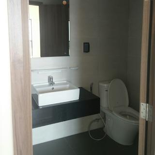 wc căn hộ 3 phòng ngủ flora mizuki bình chánh