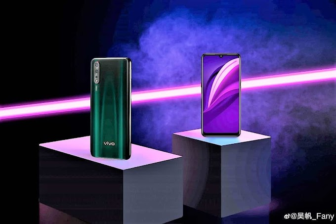 Vivo Z5 Smartphone launched with 8 GB RAM