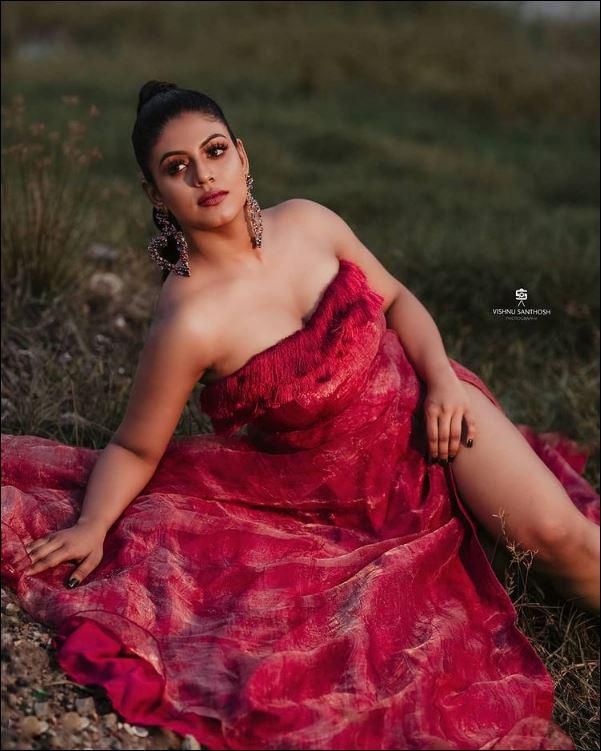 Actress Ineya Photoshoot