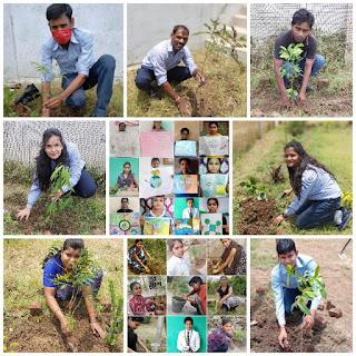 Plantation & Charts Creation by SEDI Trainees