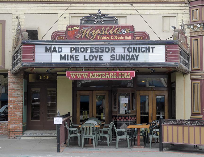 Monday Sunrise Blogging >> the mikereport: Petaluma Theaters