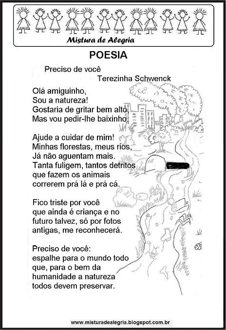 Famosos ESTAÇÕES DO ANO, POESIA MEIO AMBIENTE,CADEIA ALIMENTAR, PRIMAVERA  ZA42