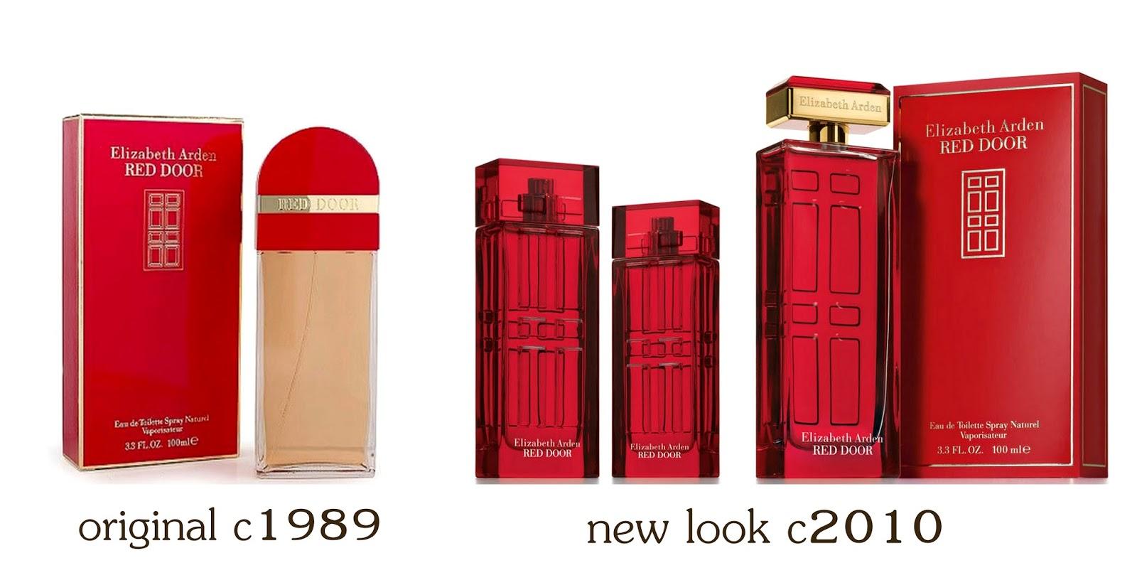 Elizabeth Arden Perfumes Red Door By Elizabeth Arden C2010