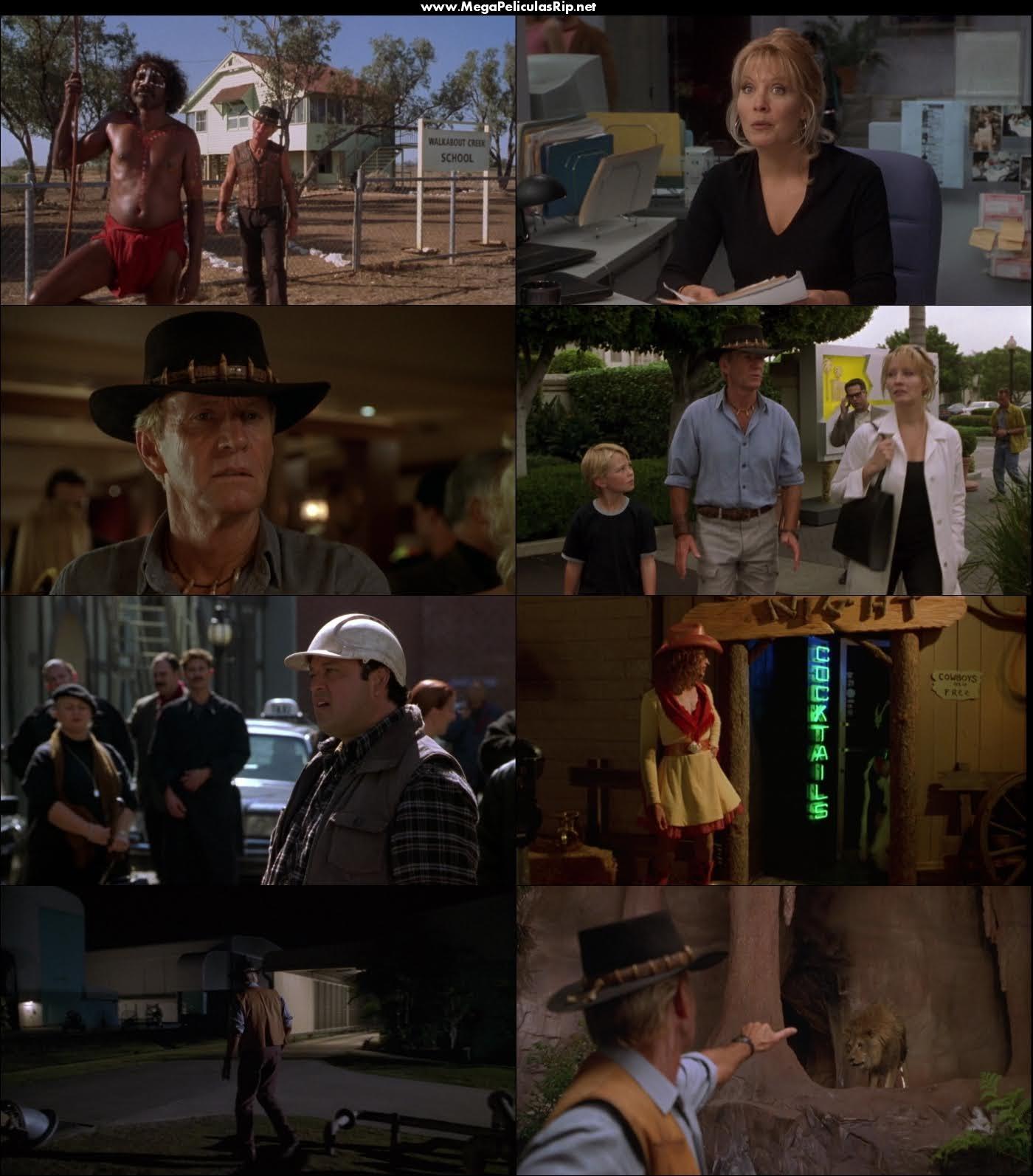 Cocodrilo Dundee En Los Angeles 1080p Latino