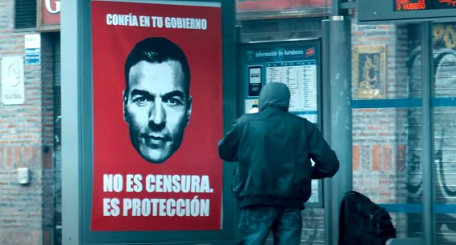 """El """"experimento social"""" de Alvise Pérez contra Pedro Sánchez indigna las redes"""