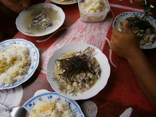 receta del ceviche peruano de maruchas
