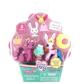 My Little Pony Cheerilee Celebrate Spring Holiday Packs Ponyville Figure