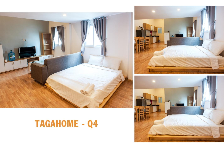 """Tagahome Duplex quận 4 – """"xứ sở kim chi"""" ngay giữa lòng Sài Gòn"""