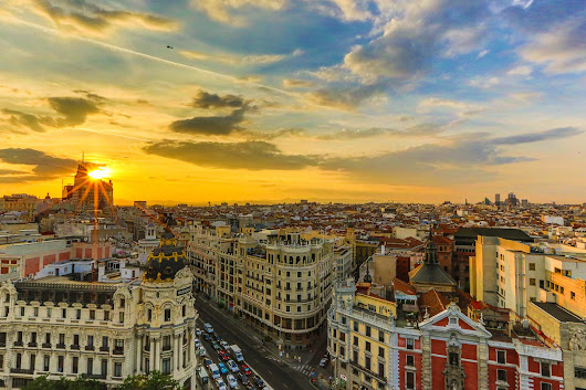 Typical Places of Madrid. Best Spanish lessons!