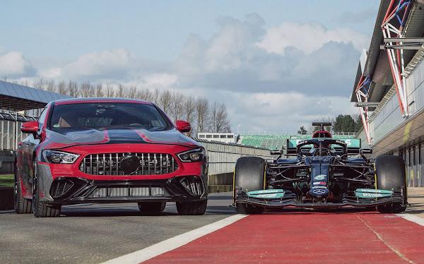 Mercedes-AMG F1 W12 E Performance 2021 - Lewis Hamilton
