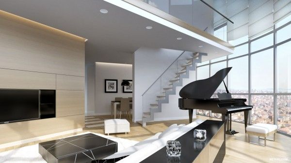 cottage staircase design