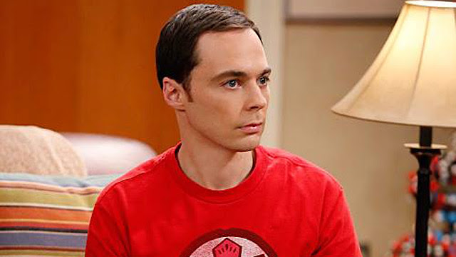 sheldon cooper τελειώνει το The big bang theory