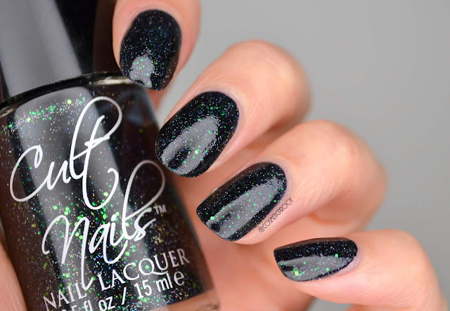 """Cult Nails """"I Got Distracted"""" Swatch"""