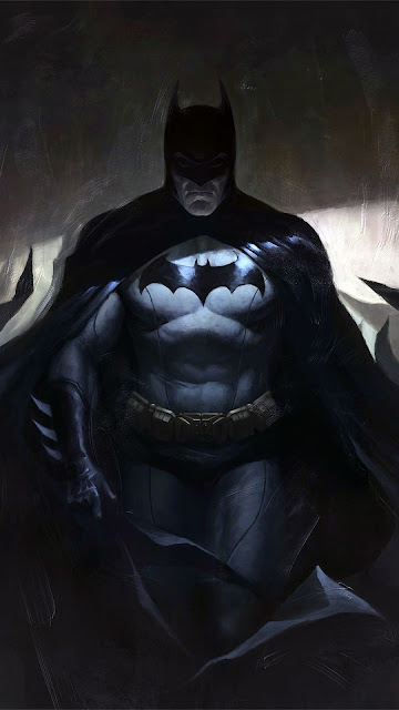 batman phone wallpapqe 1080 x 1920 pixels