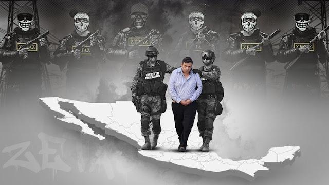 La oscura década de Los Zetas, el auge y caída del Cártel mas despiadado en la historia de México