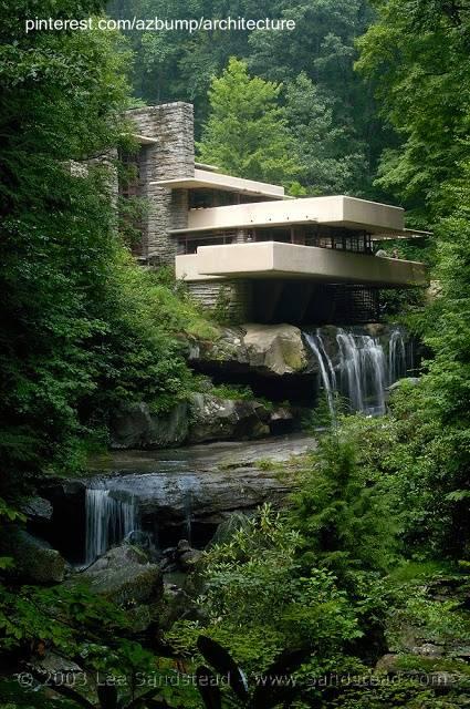 Casa Moderna norteamericana en Pennsylvania, Estados Unidos en 1935