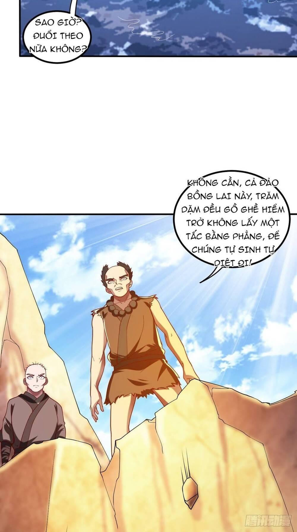 CỤC GẠCH XÔNG VÀO DỊ GIỚI Chapter 24 - upload bởi truyensieuhay.com