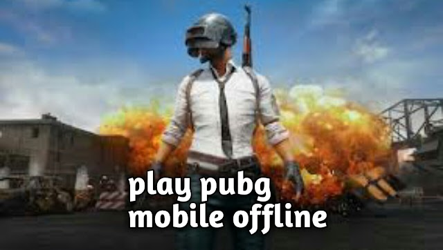 PLAY PUBG MOBILE WITHOUT USING INTERNET | PUBG MOBILE OFFLINE