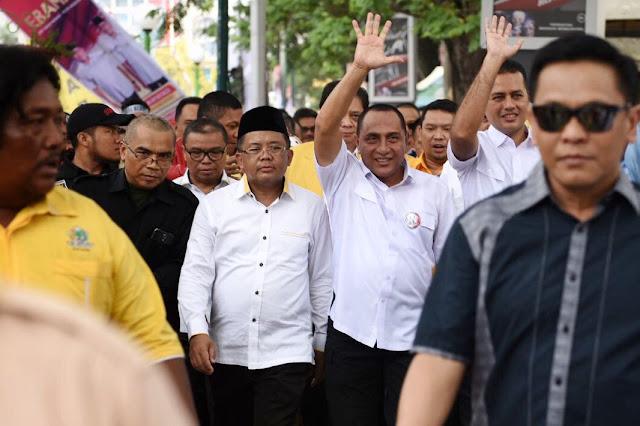 Demi Sumut, Presiden PKS Puji Edy Rahmayadi Berani Lepas Jabatan Pangkostrad