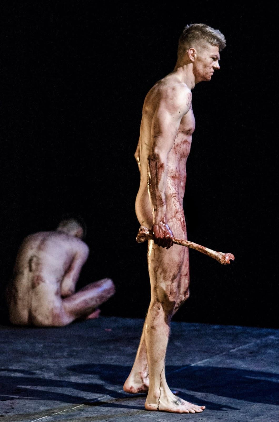Nude Barefoot 72