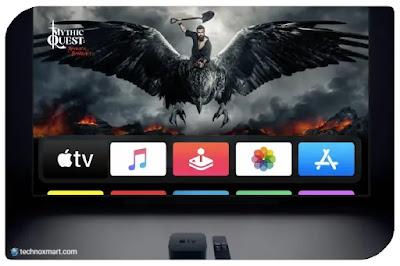 apple tv 4k 2020 launch