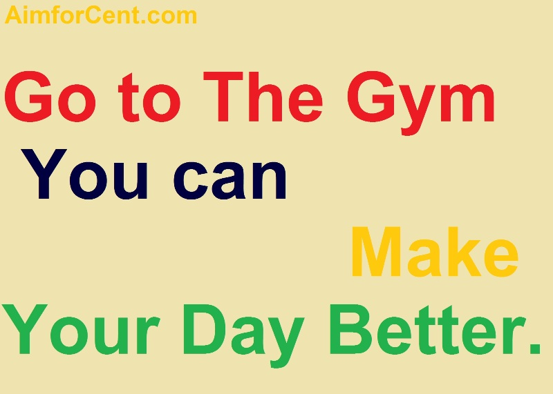 Top Motivational Quotes On Workout And Gym In 2020