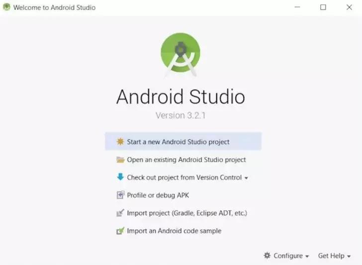 android studio ubuntu