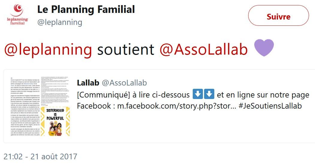 association planning familial