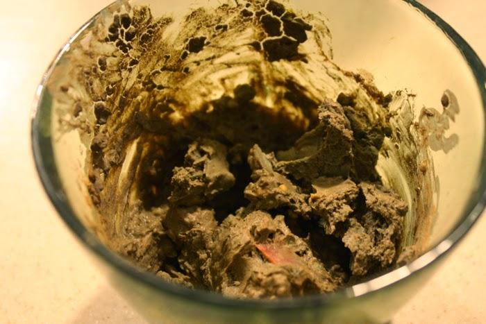 Natural Beauty Recipe Homemade Lush Volcano Foot Mask