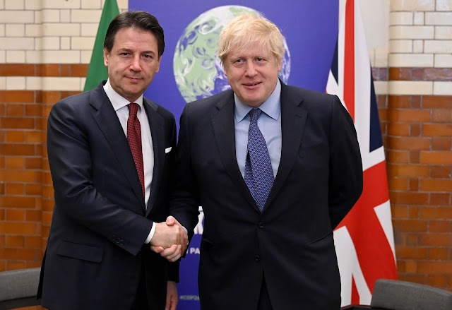 COP26 A big moment for Global Britain - Institute For Government on GEO´