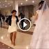 صادم..بالفيديو اذهلت الجميع برقصها فخطفت العريس من عروسته يوم زفافهما!!!