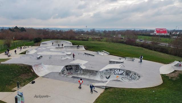 skatepark acheres