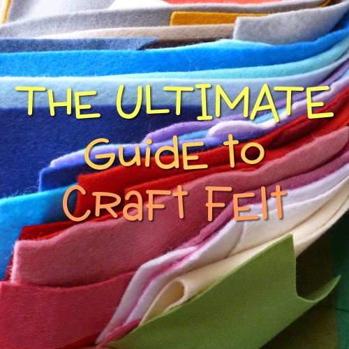 The ultimate guide to craft felt fabric: all you need to know about this material