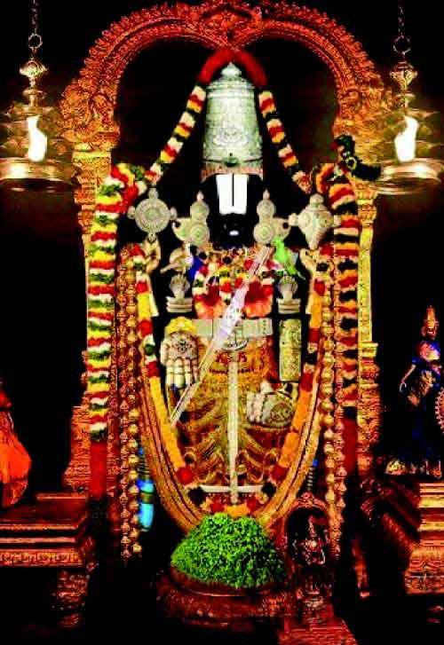 Importance - Festivals - Pujas - Change In Daily Rituals Tirupati Balaji Temple In Dhanurmasa