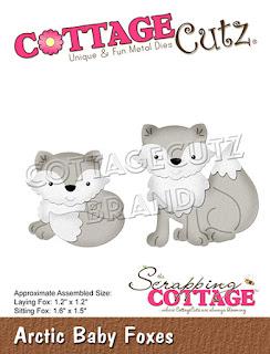 http://www.scrappingcottage.com/cottagecutzarcticbabyfoxes.aspx