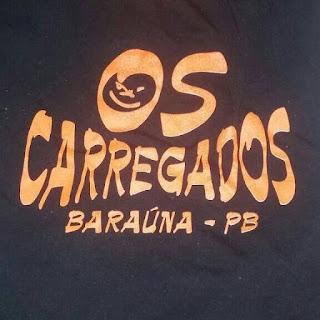 Bloco 'Os carregados' se preparam para sair durante festa de emancipação política de Baraúna