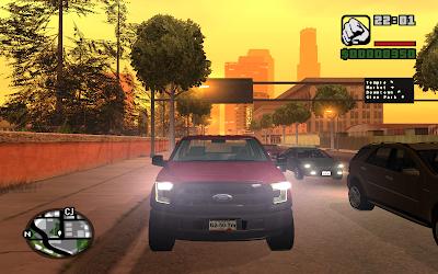 GTA San Andreas GTA V Cars Pack V2 Download