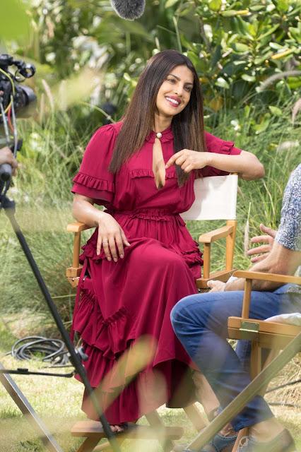Priyanka Chopra In quanitico