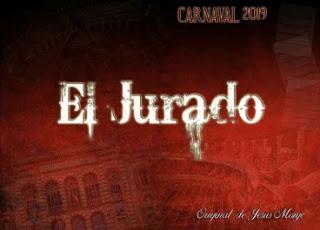 El Jurado (Comparsa). COAC 2019