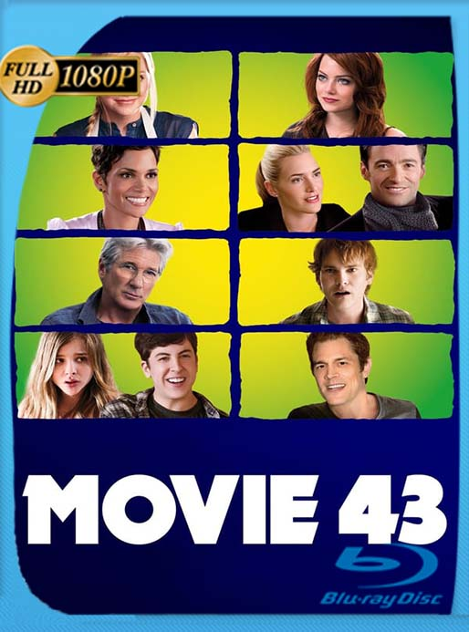 Proyecto 43 2013 1080p Latino Doblaje Colombiano (Movie 43) [International Version] [Google Drive] Tomyly