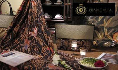 koleksi batik iwan tirta