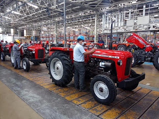 Diploma Trainee Required For Tractors Assembly Plant.  Bangalore