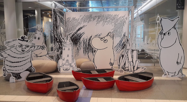 World's only Moomin museum