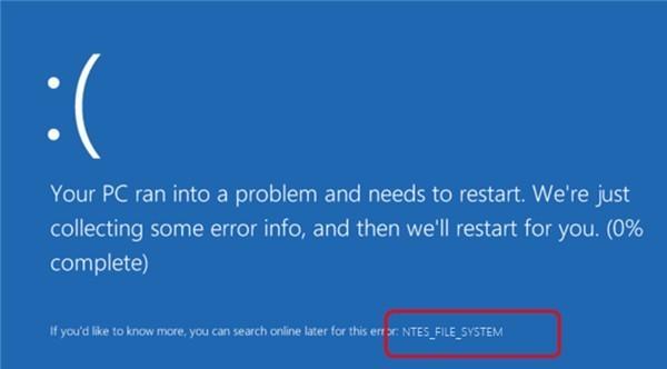 SSD Rusak Setelah Update
